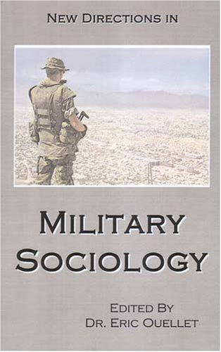 New Directions in Military Sociology   2005 edition cover