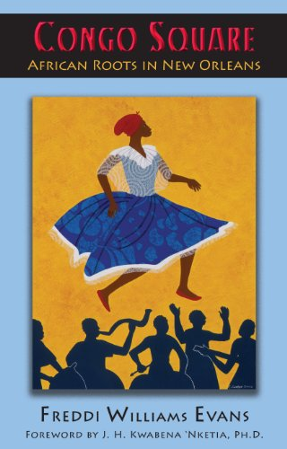 Congo Square African Roots in New Orleans  2010 edition cover