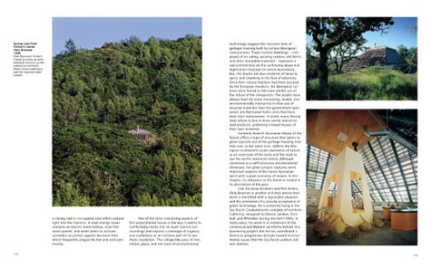 Green Architecture The Art of Architecture in the Age of Ecology  2000 edition cover