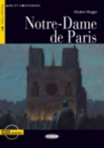 Notre-dame De Paris:   2002 edition cover