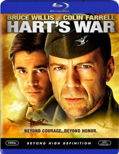 Hart's War [Blu-ray] System.Collections.Generic.List`1[System.String] artwork