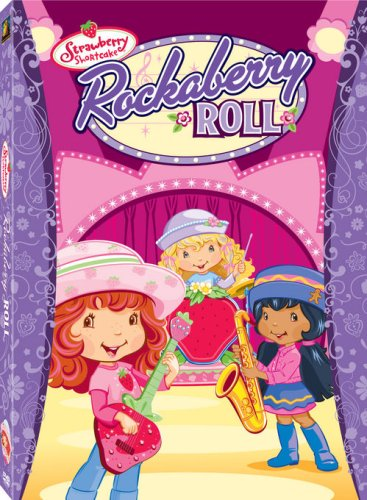 Strawberry Shortcake: Rockaberry Roll System.Collections.Generic.List`1[System.String] artwork
