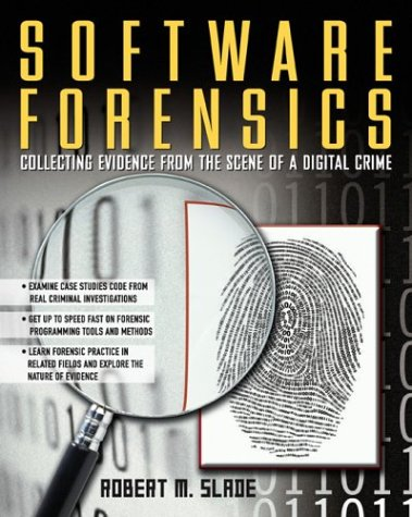 Software Forensics   2004 9780071428040 Front Cover