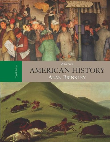 American History A Survey, with Primary Source Investigator and Powerweb 12th 2007 edition cover