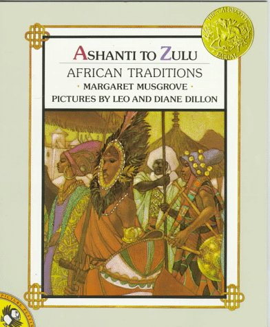 Ashanti to Zulu African Traditions  2011 edition cover