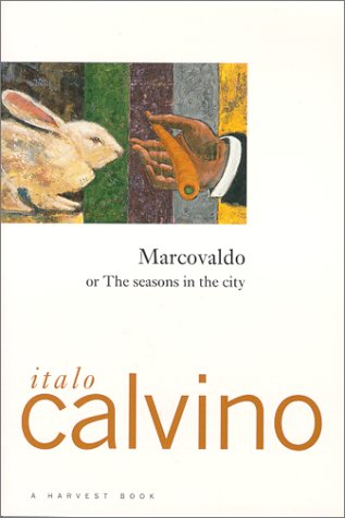 Marcovaldo Or the Seasons in the City  1983 edition cover