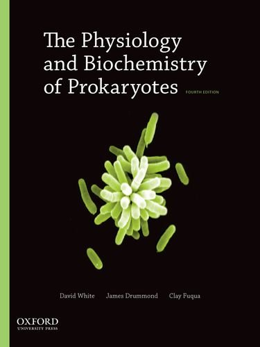 Physiology and Biochemistry of Prokaryotes  4th 2012 edition cover