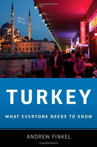 Turkey   2011 edition cover