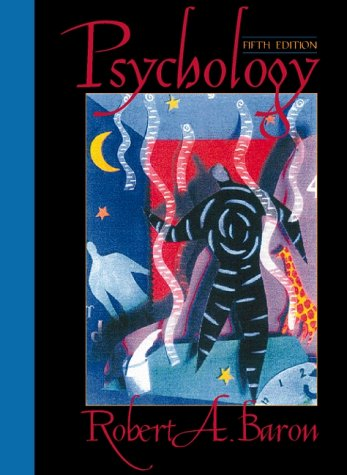 Psychology  5th 2001 (Revised) edition cover