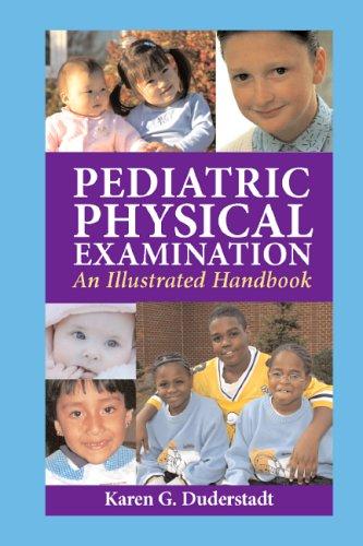 Pediatric Physical Examination An Illustrated Handbook  2006 edition cover