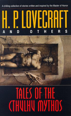 Tales of the Cthulhu Mythos   1998 edition cover