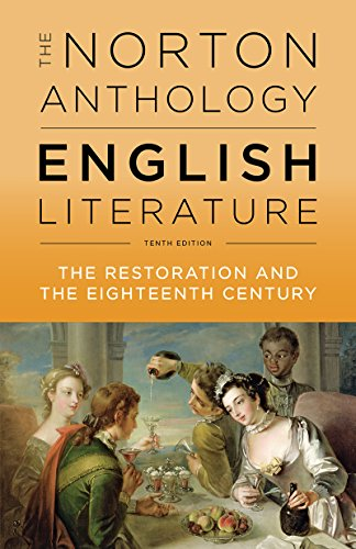 The Norton Anthology of English Literature:   2018 9780393603040 Front Cover