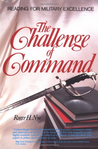 Challenge of Command  N/A edition cover