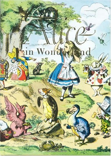 Alice in Wonderland and Through the Looking Glass  N/A edition cover