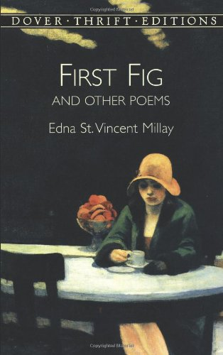 First Fig and Other Poems  N/A edition cover