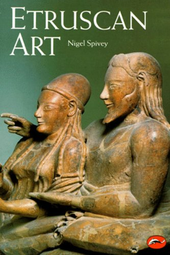 Etruscan Art   1997 edition cover