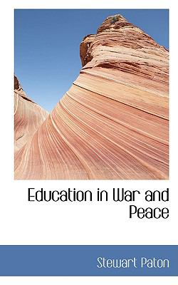 Education in War and Peace:   2008 edition cover