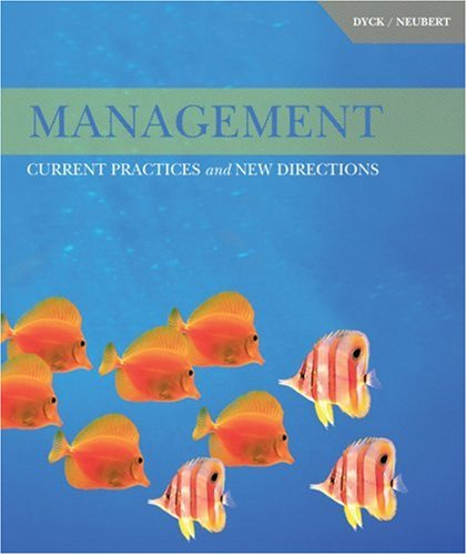 Management Current Practices and New Directions  2010 edition cover