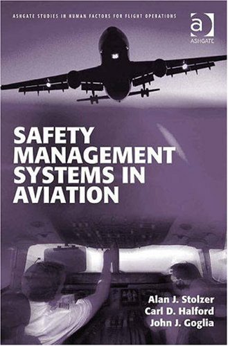 Safety Management Systems in Aviation   2008 edition cover