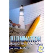 Illumination Lighting the Way to College Composition Revised  edition cover