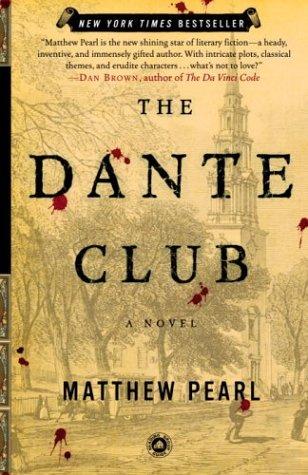 Dante Club   2003 edition cover