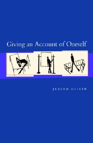 Giving an Account of Oneself  4th 2005 edition cover