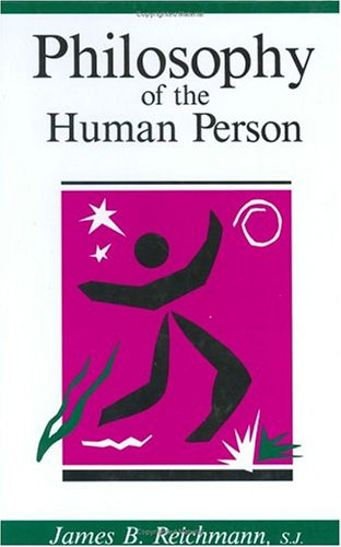 Philosophy of the Human Person 1st edition cover