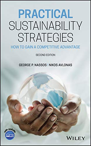 Cover art for Practical Sustainability Strategies: How to Gain a Competitive Advantage, 2nd Edition