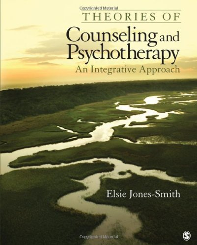 Theories of Counseling and Psychotherapy An Integrative Approach  2012 edition cover