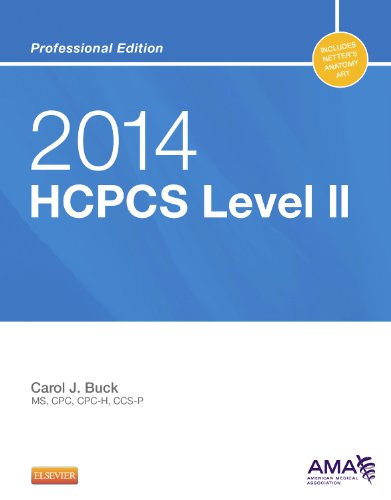 2014 HCPCS Level II Professional Edition   2014 edition cover