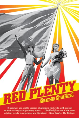 Red Plenty  N/A edition cover