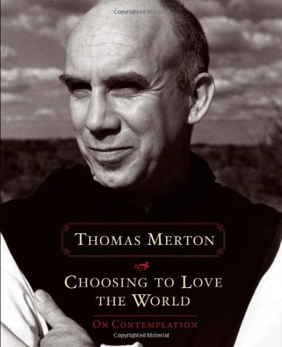Choosing to Love the World On Contemplation  2008 edition cover