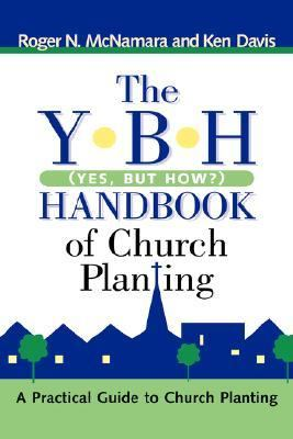 Y-B-H Handbook of Church Planting (Yes, but How?) N/A edition cover