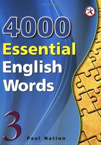 4000 ESSENTIAL ENGLISH WORDS,B N/A edition cover