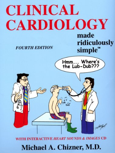 Clinical Cardiology Made Ridiculously Simple N/A edition cover