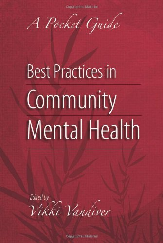 Best Practices in Community Mental Health A Pocket Guide N/A edition cover
