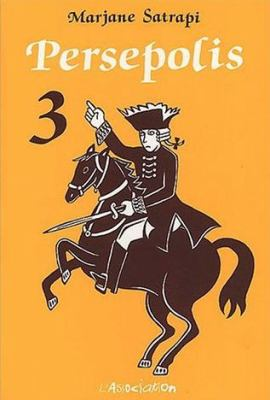 Persépolis 3 6th edition cover