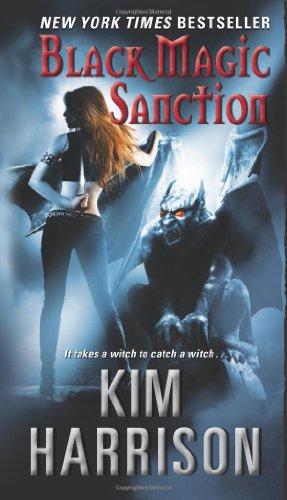Black Magic Sanction  N/A 9780061138041 Front Cover