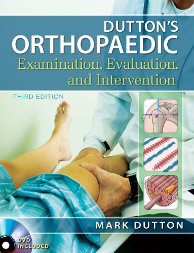 Dutton's Orthopaedic Examination Evaluation and Intervention  3rd 2012 edition cover
