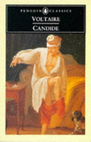 Voltaire Candide   2000 edition cover