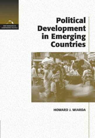 Political Development in Emerging Countries   2004 edition cover