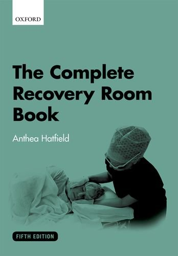 Complete Recovery Room Book  5th 2014 edition cover