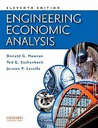 Engineering Economic Analysis  10th 2012 9780199778041 Front Cover