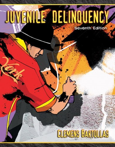 Juvenile Delinquency  7th 2006 (Revised) 9780205442041 Front Cover