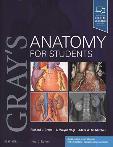 Gray's Anatomy for Students:   2019 9780323393041 Front Cover