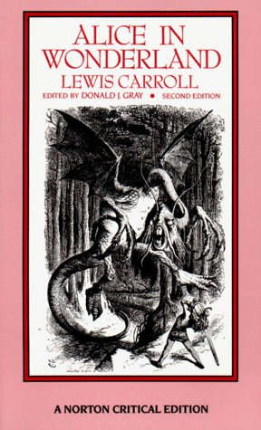 Alice's Adventures in Wonderland  2nd 1992 (Revised) edition cover