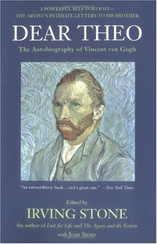 Dear Theo The Autobiography of Vincent Van Gogh  1995 edition cover