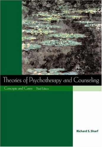 Theories of Psychotherapy and Counseling Concepts and Cases (with InfoTrac) 3rd 2004 (Revised) edition cover