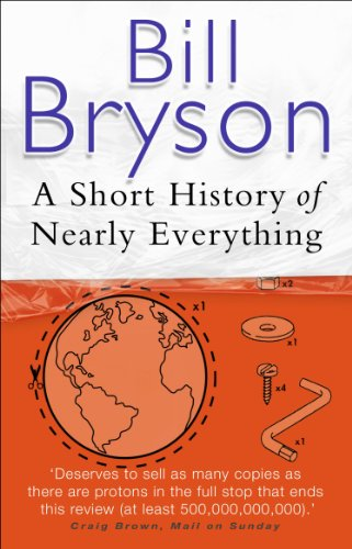 A Short History of Nearly Everything N/A 9780552997041 Front Cover