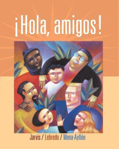 Hola, Amigos!  7th 2008 edition cover